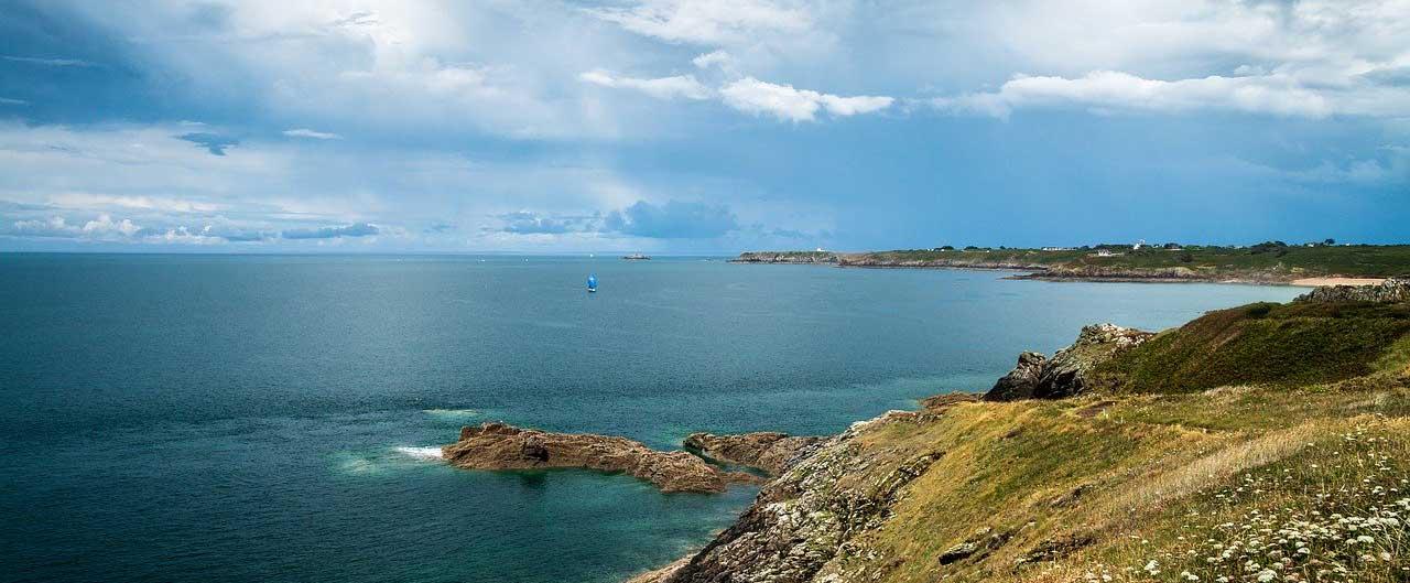 mariage en bord de mer dans le Finistère sud