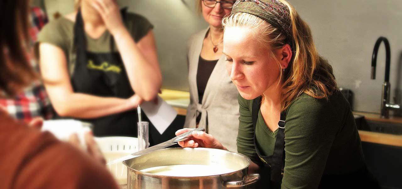 cours de cuisine en Bretagne