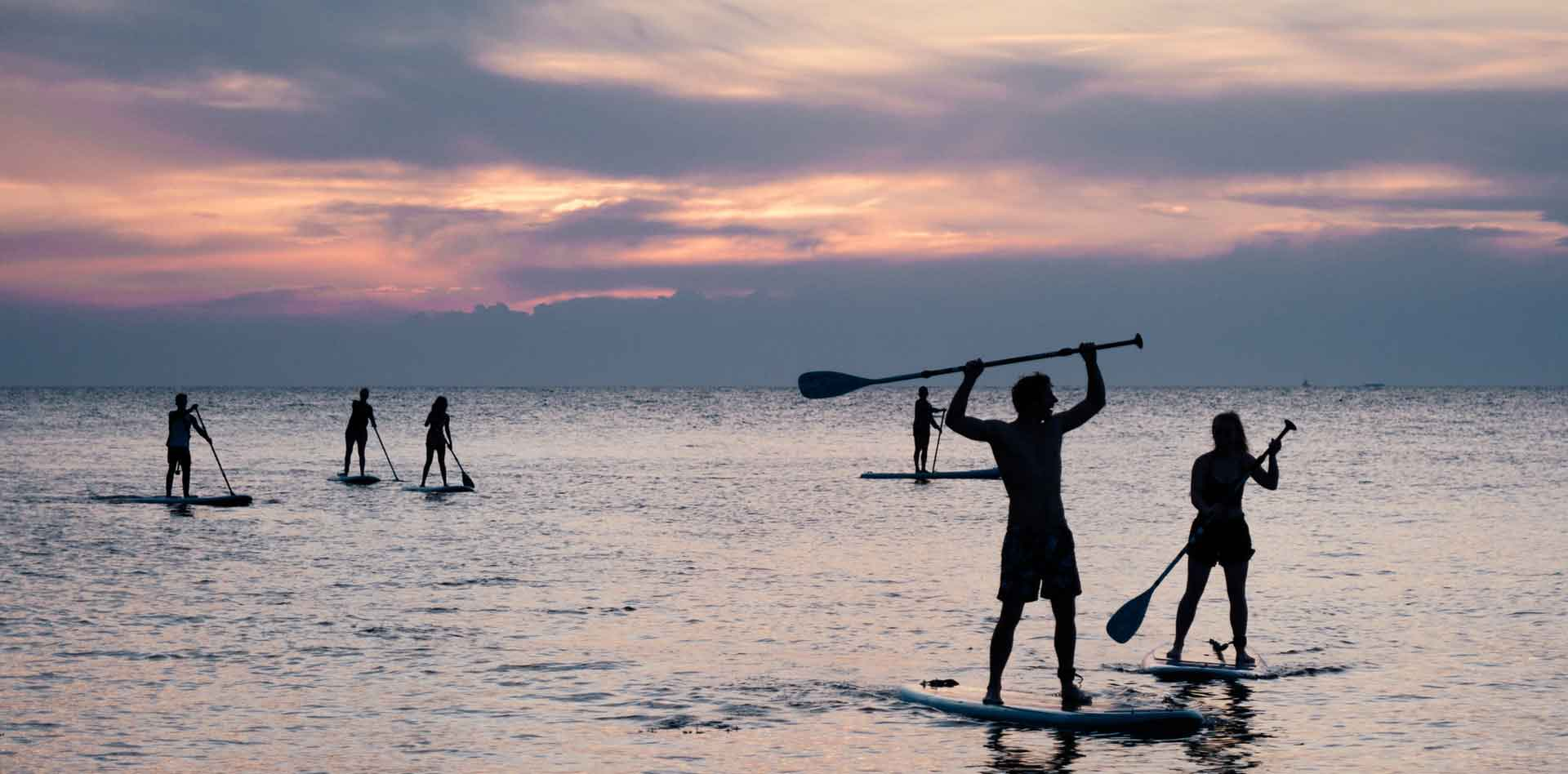 séminaire stand up paddle